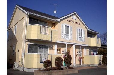 ジョイフルハイムB 2階 3DK 賃貸アパート