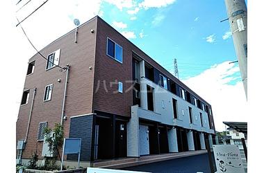 新越谷 バス3分 停歩8分 3階 1LDK 賃貸アパート