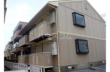 エステート林 2階 2DK 賃貸アパート