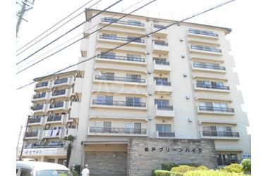 松戸グリーンハイツ 1階 2LDK 賃貸マンション