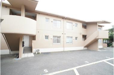 コーポ岸A号棟-A号棟 1階 2LDK 賃貸アパート