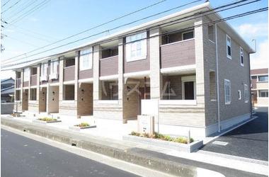 プラシードⅠ 2階 1LDK 賃貸アパート