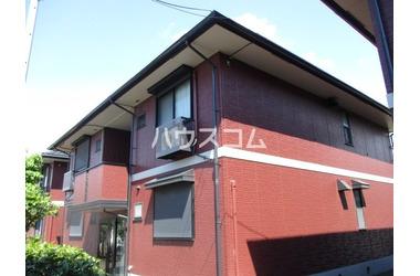 メゾンブランシェ C 2階 2DK 賃貸アパート