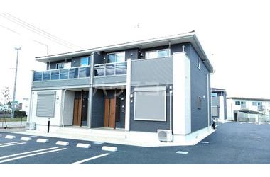 グランターブル A 2階 2LDK 賃貸アパート