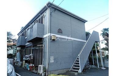 昭和島 徒歩15分 2階 2DK 賃貸アパート