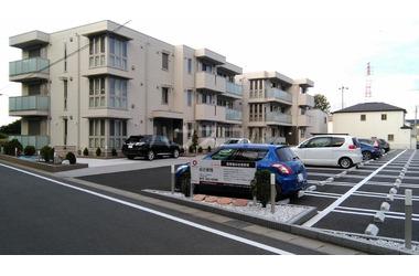 青葉の森PineHills Ⅰ 3階 1LDK 賃貸アパート
