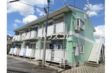 南桜井 徒歩14分 1階 2DK 賃貸アパート