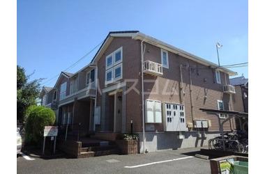 武蔵砂川 徒歩8分 2階 1LDK 賃貸アパート