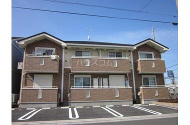 姫宮 徒歩20分 2階 1LDK 賃貸アパート