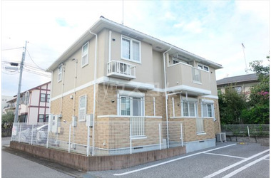 江曽島 徒歩13分 2階 2LDK 賃貸アパート