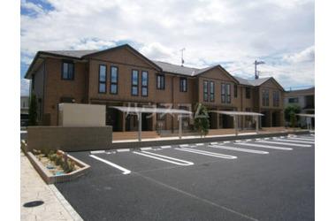 ラ・グラシューズ A 1階 2LDK 賃貸アパート