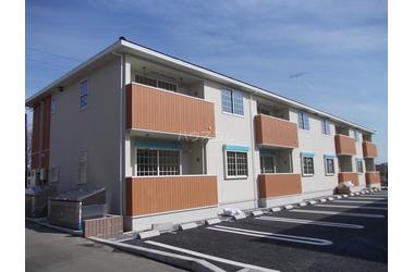 パレス ジェリカⅡーA 2階 2LDK 賃貸アパート