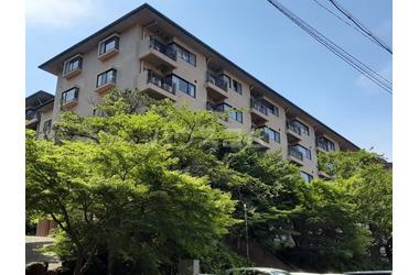 強羅ビラ 4階 2DK 賃貸マンション
