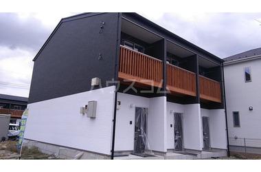 アルファ16C 1-2階 2DK 賃貸アパート