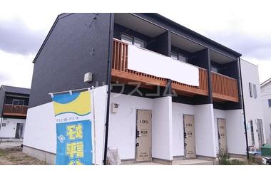 アルファ16D 1-2階 2DK 賃貸アパート
