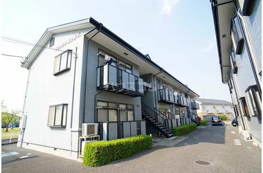 武蔵嵐山 徒歩10分 1階 2DK 賃貸アパート