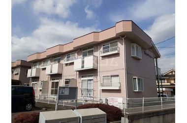 佐貫 バス4分 停歩12分 2階 2DK 賃貸アパート