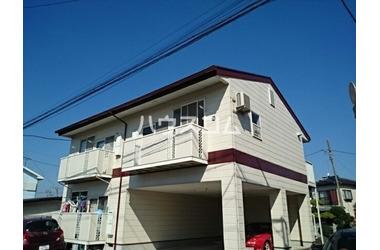 鷲宮 徒歩3分 1階 2DK 賃貸アパート
