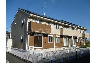 川島 徒歩19分 2階 2LDK 賃貸アパート