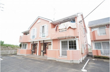 パルテールA 1階 2DK 賃貸アパート