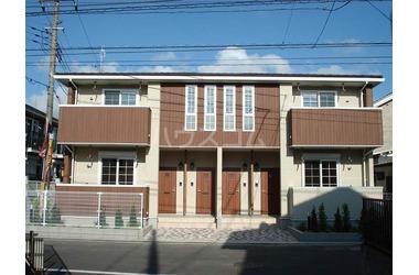 飯山満 徒歩15分 2階 2LDK 賃貸アパート
