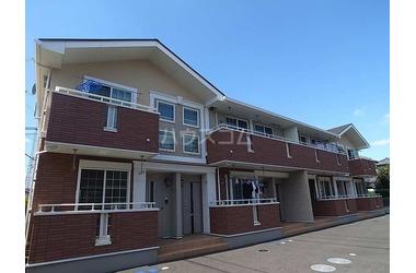 ブライトン ハウス 2階 1LDK 賃貸アパート