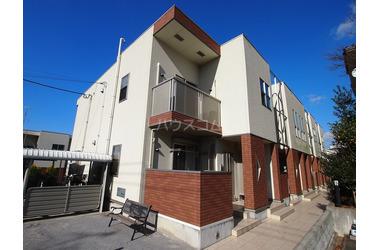 秋山 徒歩12分 2階 2LDK 賃貸アパート