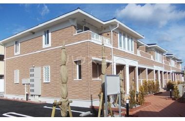 秋川 バス6分 停歩6分 2階 2LDK 賃貸アパート