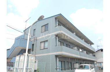 杉戸高野台 徒歩4分 3階 2DK 賃貸マンション