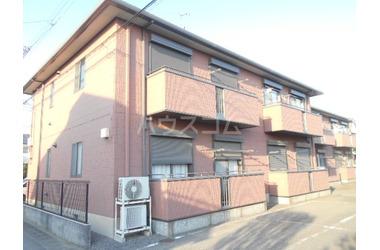 ラ・プリーマクラッセB 2階 2LDK 賃貸アパート
