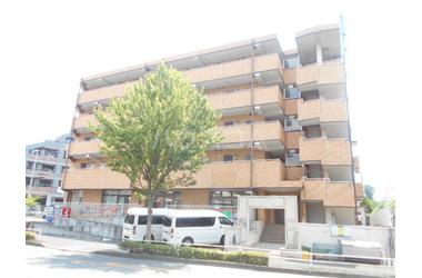 京王永山 徒歩12分 5階 2DK 賃貸マンション