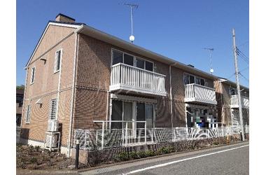 セルバ B 2階 2DK 賃貸アパート