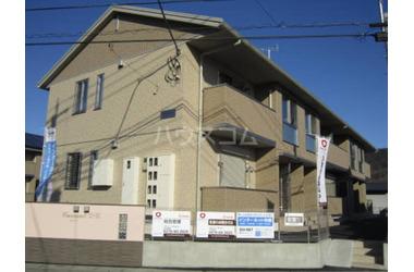 カレント II 2階 1LDK 賃貸アパート