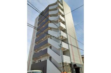 行田 徒歩2分 8階 1K 賃貸マンション