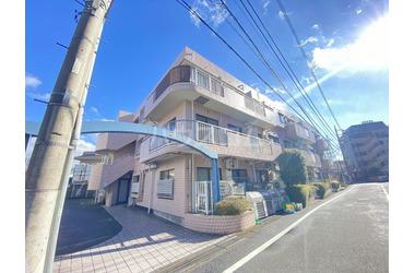京王片倉 徒歩19分 2階 2DK 賃貸マンション