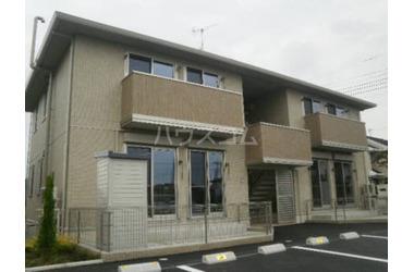 ベルボナール C 2階 2LDK 賃貸アパート