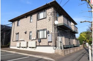 コーポファミーユ H 2階 2DK 賃貸アパート