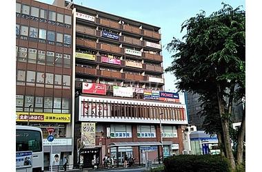 第一大越ビル 9階 2R 賃貸マンション