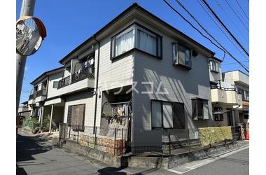 谷塚 徒歩18分 2階 2DK 賃貸アパート