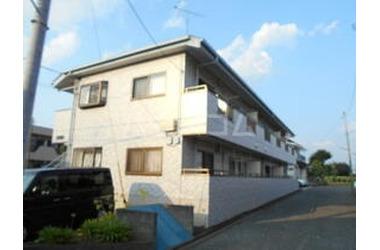 新秋津 徒歩6分 2階 2DK 賃貸アパート