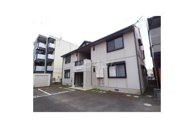 ファミール三晃まえばしB 2階 3DK 賃貸アパート