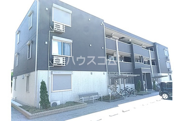 ラ・ドルチェヴィータ A 1階 2LDK 賃貸アパート