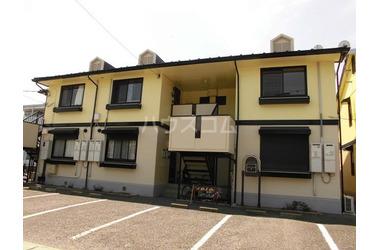 メゾン・ド・ラフィーネB 2階 3K 賃貸アパート