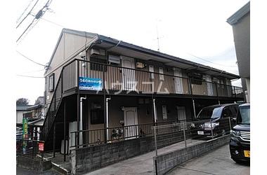 番田 徒歩15分 2階 1LDK 賃貸アパート