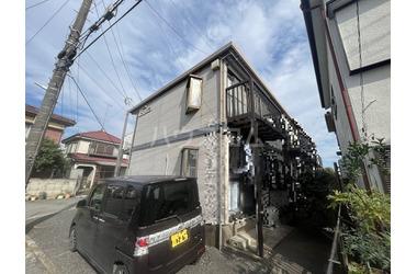高柳 徒歩18分 2階 2DK 賃貸アパート