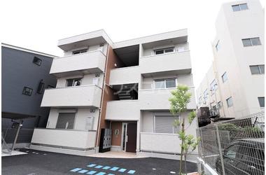 Tスクエア越ヶ谷 2階 1K 賃貸アパート