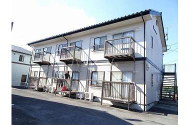 山木ハイツB 2階 2K 賃貸アパート