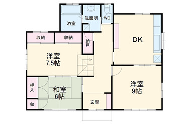逗子市桜山1丁目戸建て 1階 6LDK 賃貸一戸建て