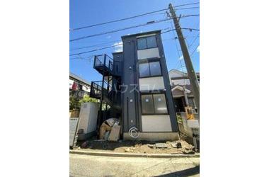 サニーベイ横浜 3階 1K 賃貸アパート
