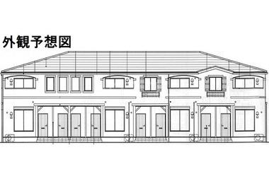 鹿島神宮 バス17分 停歩6分 2階 2LDK 賃貸アパート